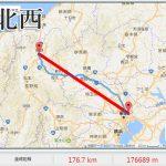 吉方位旅行「北西」:東京→長野の温泉の旅
